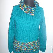 """Одежда ручной работы. Ярмарка Мастеров - ручная работа джемпер""""Натали"""". Handmade."""