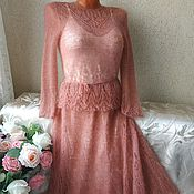 Одежда handmade. Livemaster - original item Dress-suit