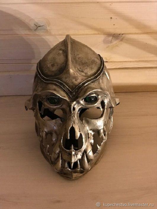 Шлем король Орков, Головные уборы, Москва,  Фото №1