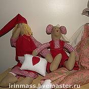 Куклы и игрушки ручной работы. Ярмарка Мастеров - ручная работа tilda. Handmade.