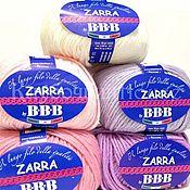 Материалы для творчества handmade. Livemaster - original item BBB zarra yarn-Italy. Handmade.