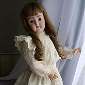 Винтаж ручной работы. Ярмарка Мастеров - ручная работа Антикварная кукла Старинная кукла фабрики Kammer. Handmade.