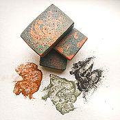handmade. Livemaster - original item Soap: 3 clays. Handmade.