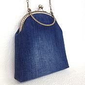 Сумки и аксессуары handmade. Livemaster - original item Handbag with chain