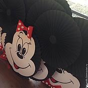 Подарки к праздникам ручной работы. Ярмарка Мастеров - ручная работа Копия работы День рождения в стиле Микки и Мини Мауса. Handmade.