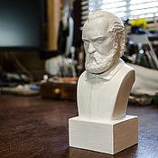 Для дома и интерьера handmade. Livemaster - original item Sculpture, bust, miniature. Handmade.