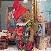 Куклы и игрушки ручной работы. Ярмарка Мастеров - ручная работа Мишка Крис. Handmade.