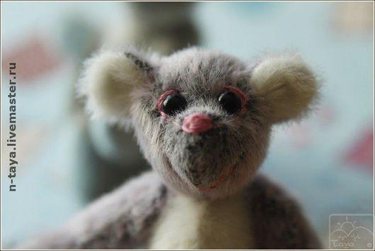 Мишки Тедди ручной работы. Ярмарка Мастеров - ручная работа. Купить мини мишка Фанни. Handmade. Мини мишки