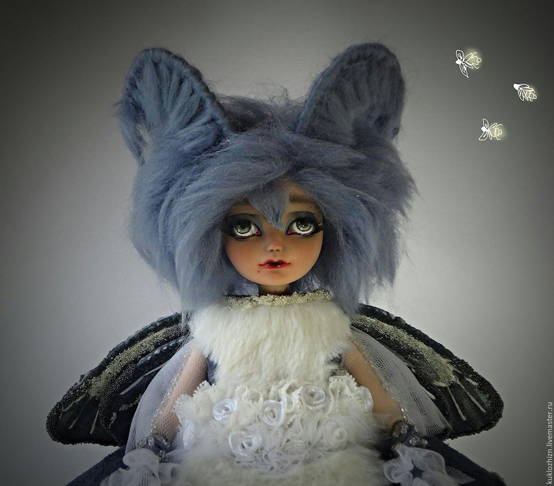 Ooak of 'Moth', Dolls, Komsomolsk-on-Amur,  Фото №1
