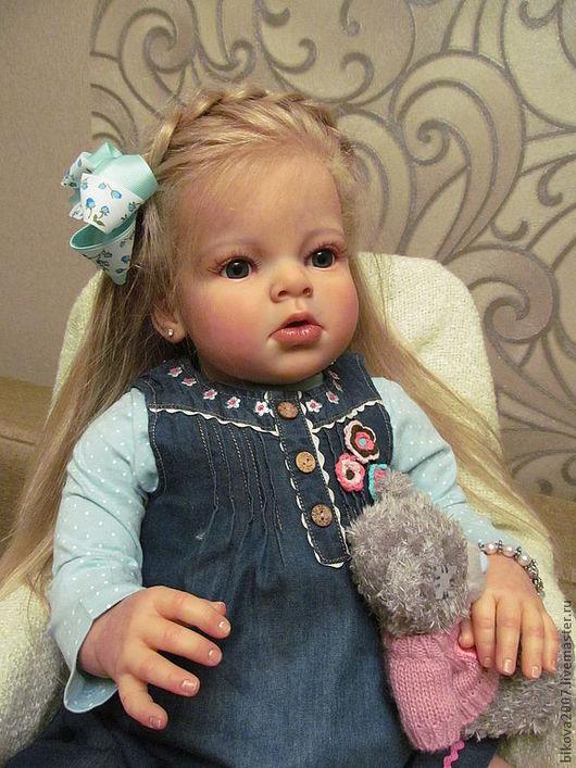 Куклы-младенцы и reborn ручной работы. Ярмарка Мастеров - ручная работа. Купить Олесенька. Handmade. Бежевый, реборн, молд арианна