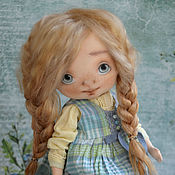 Куклы и игрушки ручной работы. Ярмарка Мастеров - ручная работа Солнышко. Handmade.