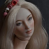 Куклы и игрушки handmade. Livemaster - original item LITTLE MERMAID. Handmade.