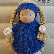 Куклы и игрушки handmade. Livemaster - original item Masha - Waldorf doll. Handmade.