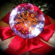 Фен-шуй и эзотерика handmade. Livemaster - original item Diamond mascot with geldeston