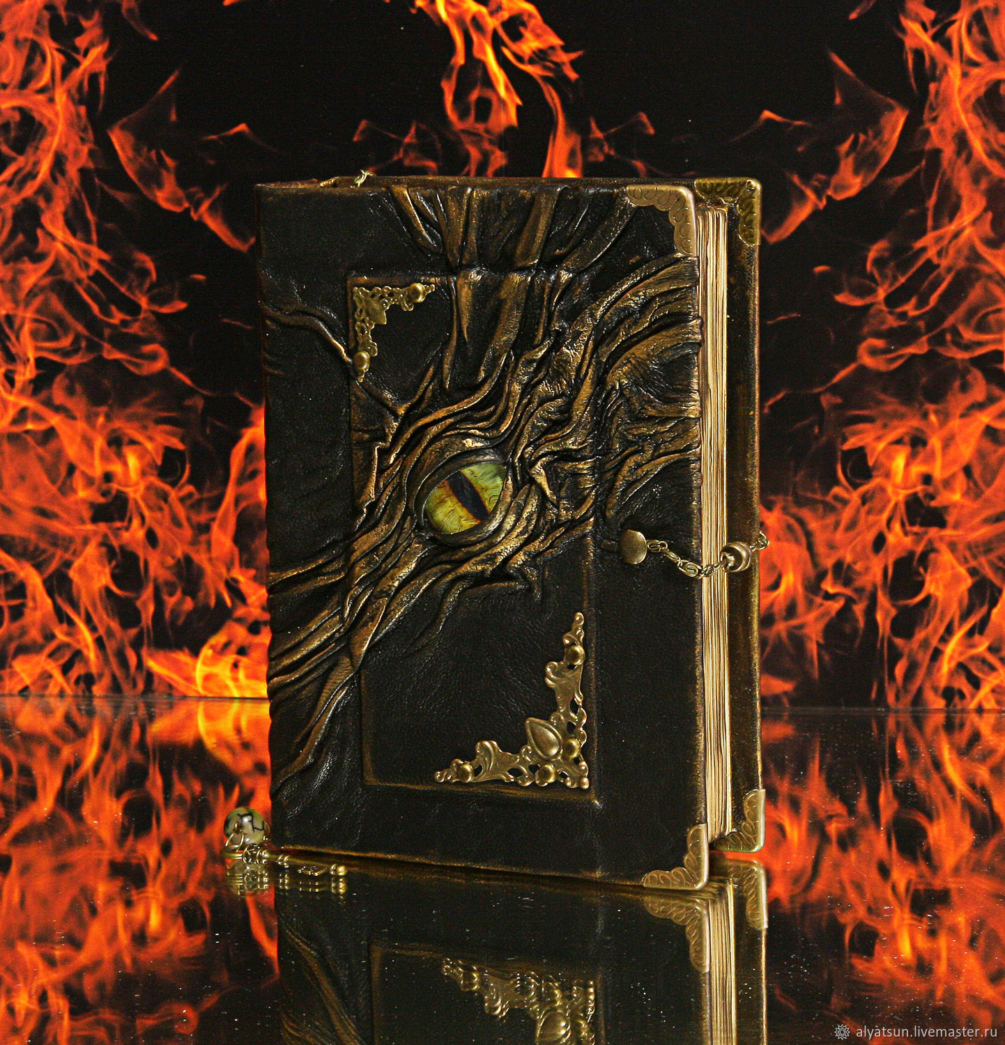 Notepad eye of the dragon, Notebooks, St. Petersburg,  Фото №1