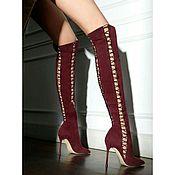 Обувь ручной работы handmade. Livemaster - original item boots boots. Handmade.
