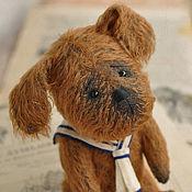 Куклы и игрушки handmade. Livemaster - original item Sea Wolf. Handmade.