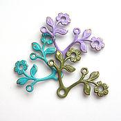 Материалы для творчества handmade. Livemaster - original item Accessories for jewelry: pendant
