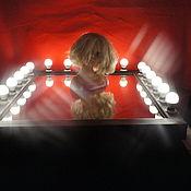 Для дома и интерьера ручной работы. Ярмарка Мастеров - ручная работа зеркало визажиста. Handmade.
