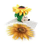 Куклы и игрушки handmade. Livemaster - original item Sunflower! Collection