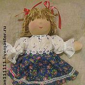 Куклы и игрушки ручной работы. Ярмарка Мастеров - ручная работа Куколка Любимая, 36 см. Handmade.