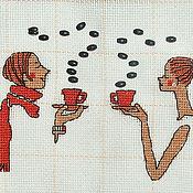 Картины и панно ручной работы. Ярмарка Мастеров - ручная работа Кофейный  аромат...Кофейные мечты.... Handmade.