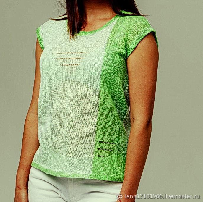 100% linen, T-shirts, Kostroma,  Фото №1