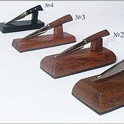 Сувениры и подарки ручной работы. Ярмарка Мастеров - ручная работа Микро-ножи на подставке.. Handmade.