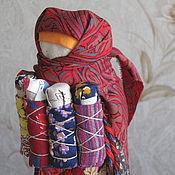 """Куклы и игрушки ручной работы. Ярмарка Мастеров - ручная работа Народная кукла """"СемьЯ"""" (Московка). Handmade."""