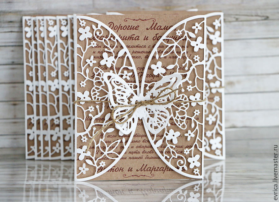 Wedding invitations. Will make any color.Wedding invitations spring`