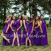 Одежда ручной работы. Ярмарка Мастеров - ручная работа Платья для подружек невесты. Handmade.