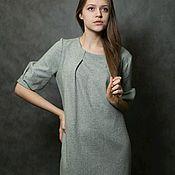 Одежда ручной работы. Ярмарка Мастеров - ручная работа Зимнее платье. Handmade.