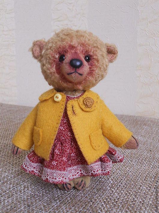 Мишки Тедди ручной работы. Ярмарка Мастеров - ручная работа. Купить Мишка Милли. Handmade. Мишки-тедди, любимая игрушка