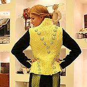 """Одежда ручной работы. Ярмарка Мастеров - ручная работа Жакет """" Пиковая дама"""". Handmade."""