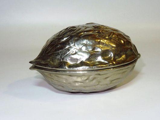 Винтажная посуда. Ярмарка Мастеров - ручная работа. Купить Орехокол большой и массивный. Handmade. Орехокол, винтаж, кухонный интерьер