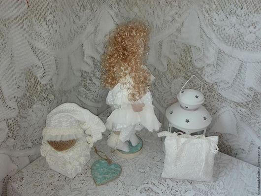 Красивое интерьерное украшение Тепло и добро в Ваш дом Интерьерная игрушка Ярмарка мастеров Ручная работа