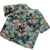 """Одежда ручной работы. Ярмарка Мастеров - ручная работа Блузка """"Цветочный сад"""". Handmade."""
