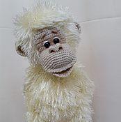 Куклы и игрушки ручной работы. Ярмарка Мастеров - ручная работа МК-Элвис маленький Любимка. Handmade.