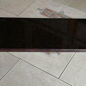Для дома и интерьера handmade. Livemaster - original item Ceramic thermal stand on wooden platform PCT-G0000007. Handmade.