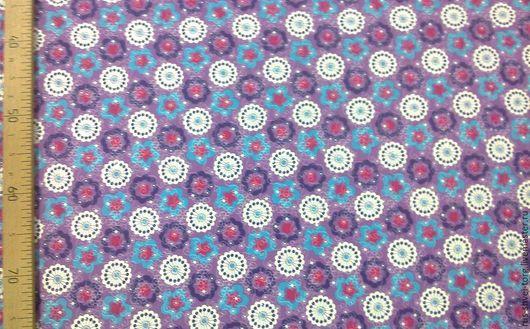 Ткань курточная 240Т DOBBY TRONGEE Мембрана Рисунок `Цветочки`