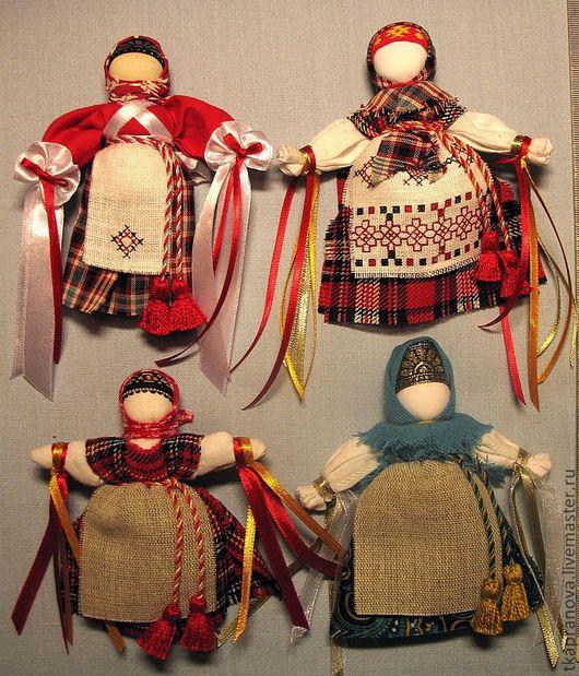 """Народные куклы ручной работы. Ярмарка Мастеров - ручная работа. Купить Куколка """"Желанница"""". Handmade. Желанница, лён"""