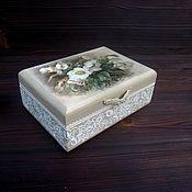 Для дома и интерьера handmade. Livemaster - original item Box