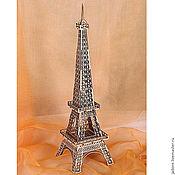Сувениры и подарки ручной работы. Ярмарка Мастеров - ручная работа Эйфелева башня. Handmade.