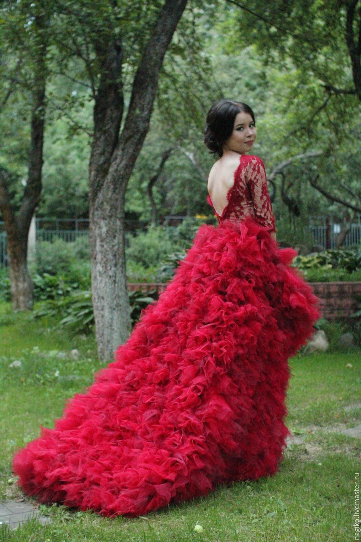 """Свадебное платье """"Flame"""", Платья, Домодедово, Фото №1"""
