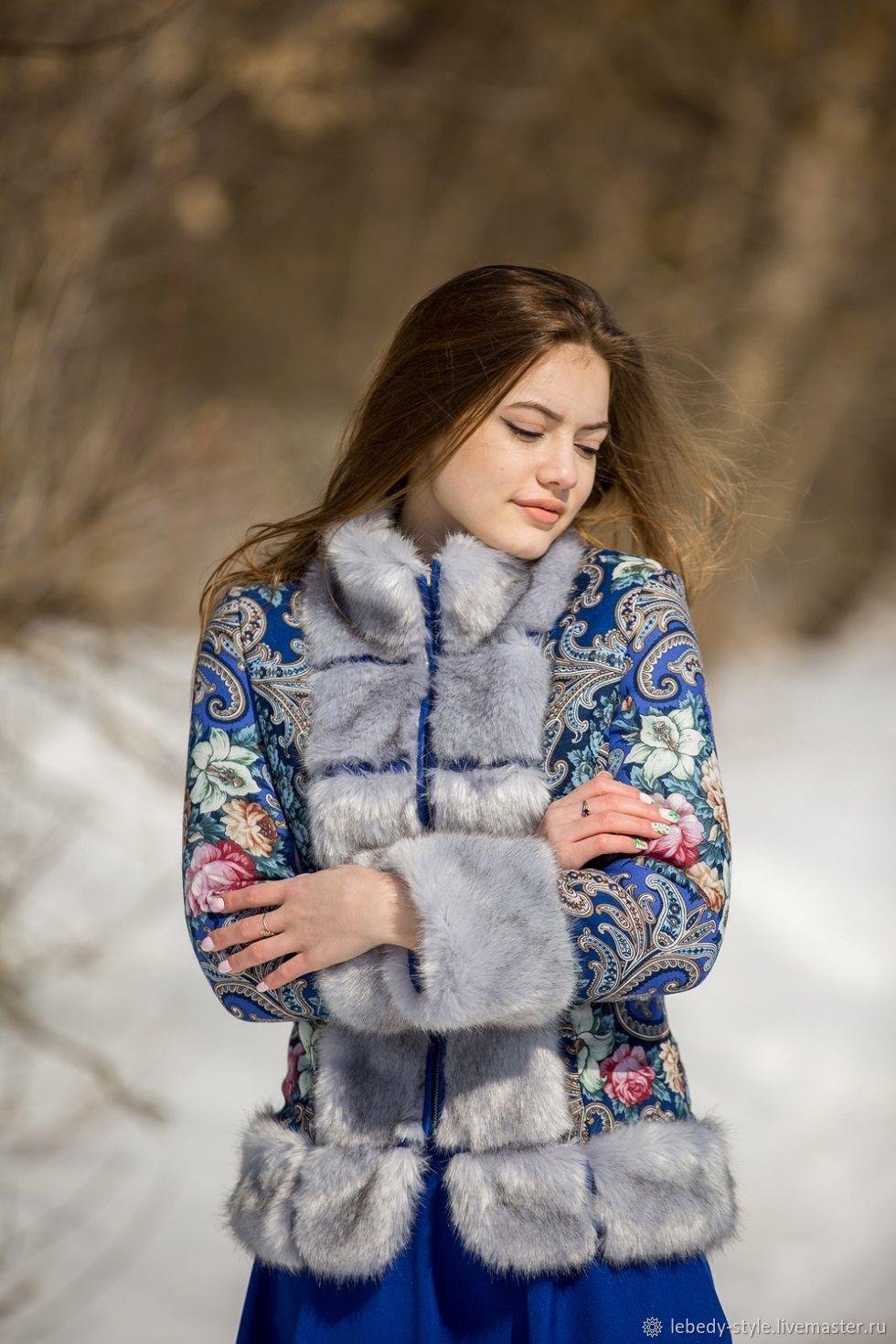 """Куртка """"Тайна сердца"""" Арт-1, Народные костюмы, Дзержинск, Фото №1"""