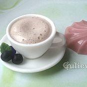 Мыло ручной работы. Ярмарка Мастеров - ручная работа Мыло ручной работы Чашечка кофе/чая/молока/какао. Handmade.
