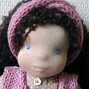 Куклы и игрушки ручной работы. Ярмарка Мастеров - ручная работа Александра, авторская текстильная кукла. Handmade.