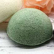 Washcloths handmade. Livemaster - original item Konjac sponge (gonyak). Handmade.