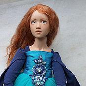 Куклы и игрушки handmade. Livemaster - original item Celeste. Handmade.