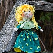 """Куклы и игрушки ручной работы. Ярмарка Мастеров - ручная работа Интерьерная кукла """"Глаша"""". Handmade."""